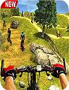 Mtb Downhill Bmx Bicycle Stunt Rider