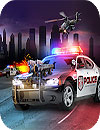Police Chase Death Race Speed Car Shooting Racing