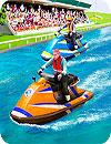 waptrick.com Speed Boat Jet Ski Racing