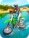waptrick.com Water Surfing Motorbike Stunt