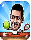 waptrick.com Puppet Tennis Forehand Topspin