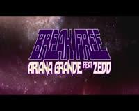 Break Free Video Clip